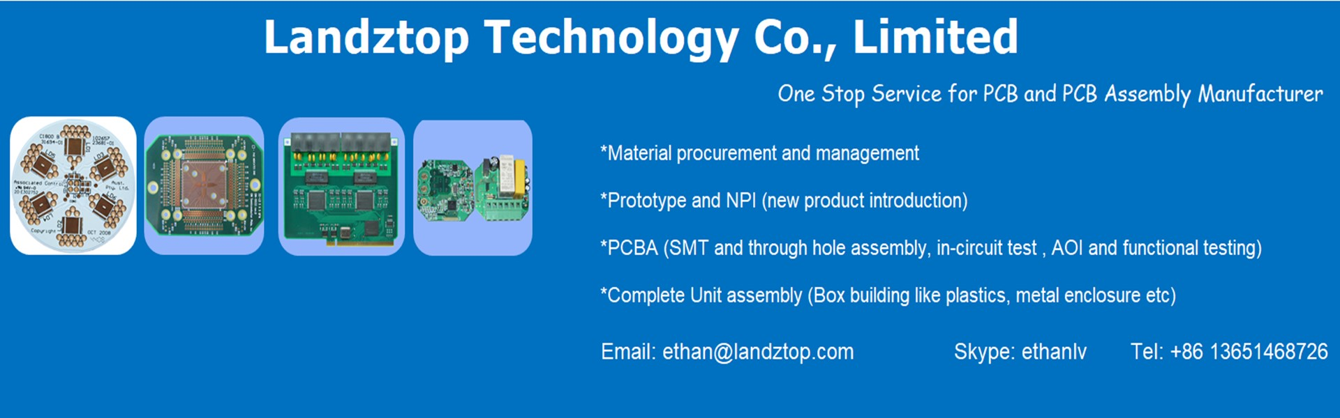 Landztop Technology Co., Limited